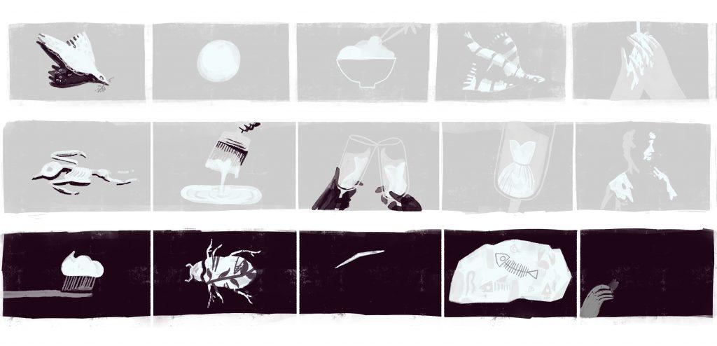 CNN Colorscope White. Animation by Jocie Juritz