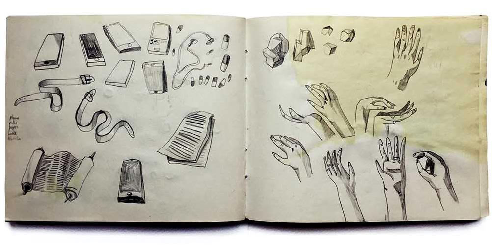 Random House. Here I am by Jonathan Safran Foer. Animation by Jocie Juritz