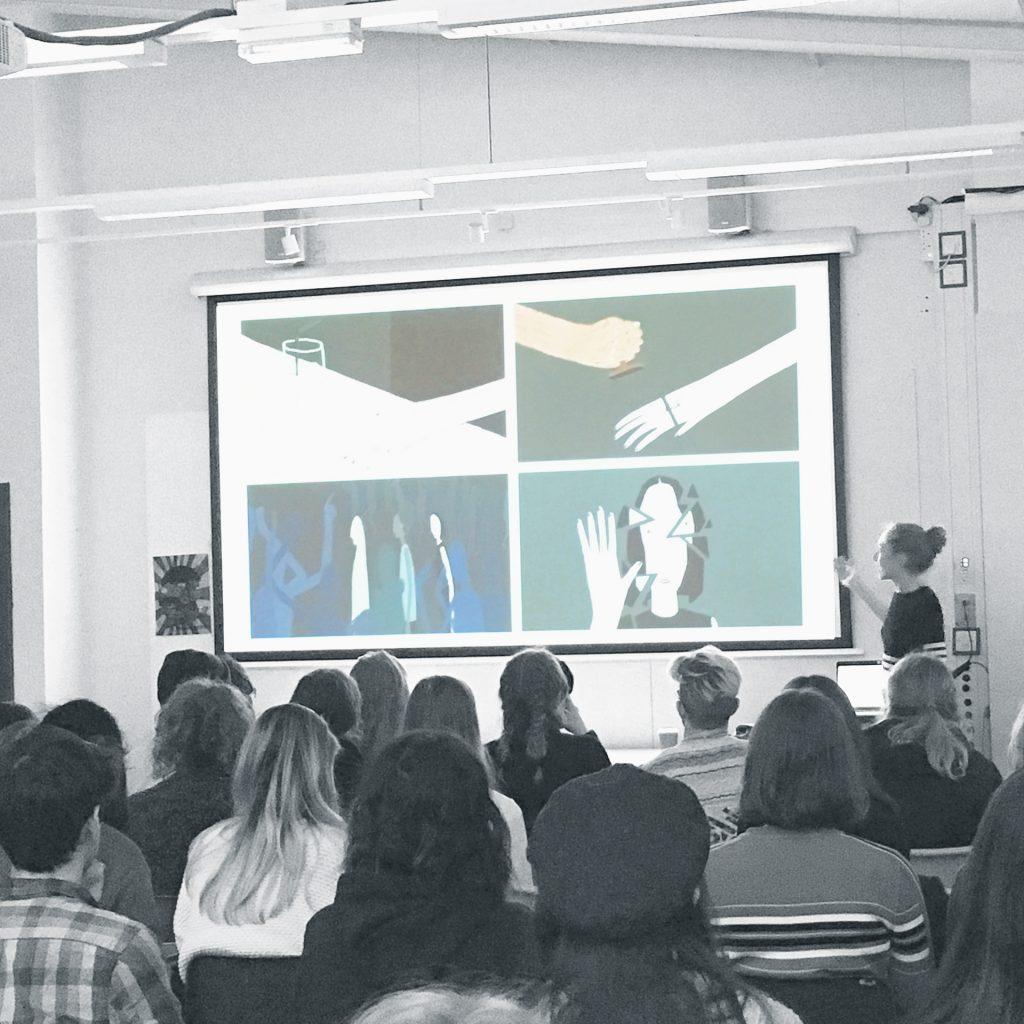 Animation talks – Jocie Juritz