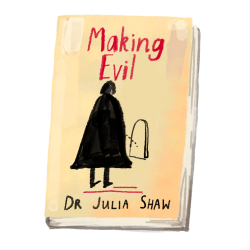 The making of Evil – Dr Julia Shaw Animation by Jocie Juritz